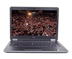 """Dell Latitude E7440 Core i7-4600U Dual-Core 2.1GHz 8GB 128GB SSD 14"""" FHD Ultrabook Win 7 OS w/Cam & BT (Silver)"""