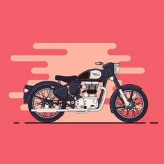 from Raj Chozhiath - My ride. from Raj Chozhiath – My ride… from Raj Chozhiath – My ride… Enfield Motorcycle, Motorcycle Art, Bike Art, Women Motorcycle, Royal Enfield Bullet, Royal Enfield Classic 350cc, Royal Enfield Logo, Royal Enfield Wallpapers, Bike Sketch