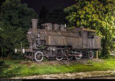 375,583 Hungarian State Railways (MÁV) 375 at Kiskunhalas, Hungary by Balázs Bálint