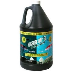 Microbe-Lift Sludge Away Size: Quart by Ecological Laboratories. $31.99. POND SLUDGE AWAY 32OZ (TREATS 3200 GAL). POND SLUDGE AWAY 32OZ (TREATS 3200 GAL), 1 PACK, AQUARIUM, POND CONDITIONERS & REMEDIES, ECOLOGICAL LABS. AQUARIUM. ECOLOGICAL LABS. AEL20088 Size: Quart Features: -Sludge away.-Speeds up the removal of sludge and muck naturally.-Helpful for ponds that have a rock or gravel bottom and where vacuuming is impractical.-Works faster at warm water temperatures,...