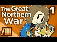 A young boy king had inherited the crown of the Swedish Empire, and his neighbors saw an opportunity to attack. To their surprise, young Charles XII of Swede. History Channel, Young Boys, World Cultures, World War, Sweden, Europe, Animation, Videos, Languages