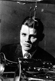 Herman Leonard | Chet Baker, NYC, New York, 1955