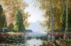 The Glory of the Morning Thomas Edwin Mostyn (1864–1930)