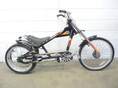 Be Cool On The Block and Get Your Schwinn Stingray OC Choppers Bicycle Now
