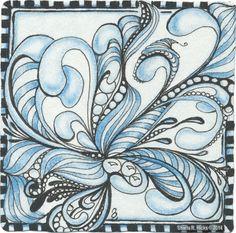 Mooka Gallery by Sharla R. Hicks, Certified Zentangle Teacher | Sharla R. Hicks