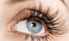 Semi-permanent mink extensions are applied to natural lashes individually, with an optional fill after three weeks to keep lashlines lush groupon deal!!