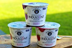 When the days are long and full of chores and kid activities, we've got to steal away a few indulgent moments for ourselves. @TheGreekGods Seriously indulgent yogurt #ad #SeriouslyIndulgent