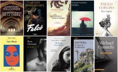 Libros más vendidos semana del 24 al 30 de octubre en ficción
