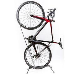 Fietsen+Fietsstandaards+Mountain+Bike+/+Racefiets+Zwart+Aluminium+Alloy+/+rubber+/+staalwheel+up+–+EUR+€+39.19
