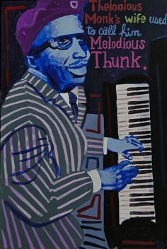 Melodious Thunk by spinadelic on Etsy