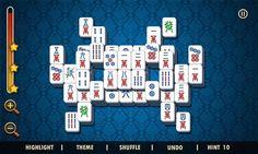 Mahjong Solitaire- screenshot