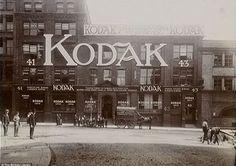 Kodak se resiste a morir y espera salir de la bancarrota a finales de año http://www.xataka.com/p/105621