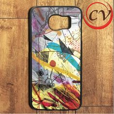 Colorful Art Samsung Galaxy S7 Edge Case