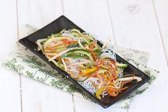 #receta de Verduras Salteadas en #espacioculinario
