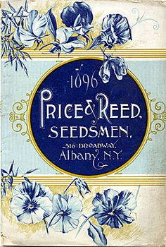 antique seed pack
