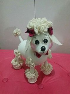Clay Pot Projects, Dog Crafts, Dom, Clay Pots, Sculpture Clay, Handmade Crafts, Lalaloopsy, Quilling, Anchor