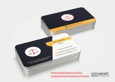Avukat kartvizit | lawyer Business cards free