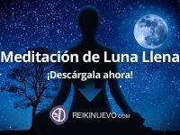 Descargar la Meditación de Luna Llena de junio