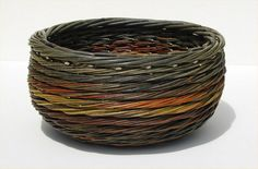 Joe Hogan has been making baskets at Loch na Fooey since 1978 and in that time has earned a reputation for making strong, durable baskets of the highest quality. The colours in these award winning baskets are those of the natural willows which are grown at Loch na Fooey.
