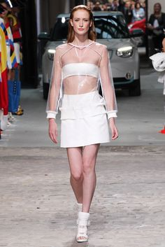 JC de Castelbajac Spring 2015 Ready-to-Wear - Collection - Gallery - Look 1 - Style.com
