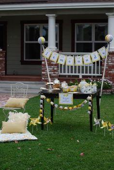 Home Made Lemonade Stand