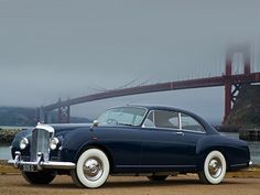 Bentley S1 Continental Sports Saloon By Mulliner  1959