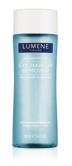 #Lumene Средство для снятия водостойкого макияжа с глаз