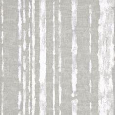 Discover the Threads Artisan Stripe Wallpaper - EW15009.910 Dove Grey at Amara