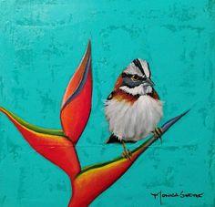 Fun Art, Cool Art, Bird Wall Decals, Bird Art, Sculpture Art, Art Projects, Birds, Graphics, Paintings