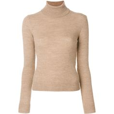 Stella McCartney roll neck jumper ( 665) ❤ liked on Polyvore featuring tops b25899e0c