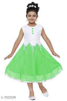 Frocks & Dresses Alluring Girl's Dress Fabric: Soft Net  Sleeves: Sleeves Are Included Size: Age Group (1 - 2 Years) - 18 in Age Group (2 - 3 Years) - 20 in Age Group (3 - 4 Years) - 22 in Age Group (4 - 5 Years) - 24 in Age Group (5 - 6 Years) - 26 in Age Group (6 - 7 Years) - 28 in Age Group (7 - 8 Years) - 30 in Age Group (8 - 9 Years) - 32 in Age Group (9 - 10 Years) - 34 in Type: Stitched Description: It Has 1 Piece Of Girl's Dress  Work: Printed Country of Origin: India Sizes Available: 2-3 Years, 3-4 Years, 4-5 Years, 5-6 Years, 6-7 Years, 7-8 Years, 8-9 Years, 9-10 Years, 1-2 Years   Catalog Rating: ★4.1 (467)  Catalog Name: Free Gift Style Junction Stylish Girls Dress Vol 4 CatalogID_195116 C62-SC1141 Code: 162-1501574-444