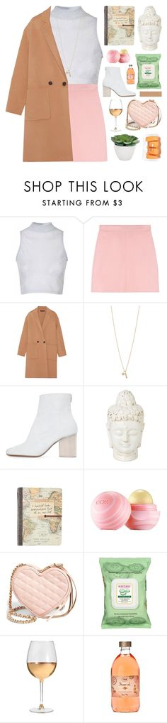 """we were hiding our innocence"" by symone-i ❤ liked on Polyvore featuring Glamorous, Theory, Minor Obsessions, Maison Margiela, Eos, Rebecca Minkoff, Burt's Bees, Marc Blackwell, Torre & Tagus and MeenaGotTagged"
