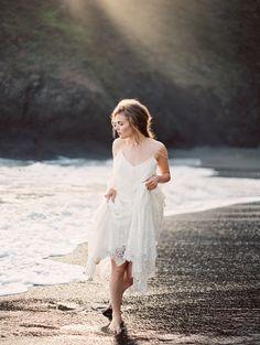 Natural Coastal Wedding Ideas