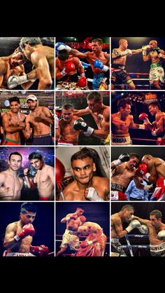 Boxing - for names of fighters featured go to  instagram page  @gtboxeo