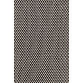 Found it at Wayfair - Two Tone Rope Black/Ivory Rug
