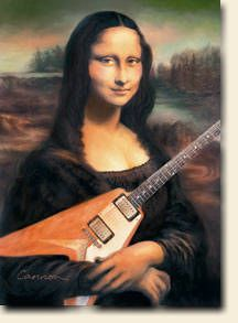 Classic Rock [Karen Cannon] (Gioconda / Mona Lisa)