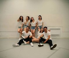 tb to the funniest picture of our lia kim shoot 😂 i miss dancing with you guys 😞 @yinali_ @md_aw @clove.of.ails  by aivea