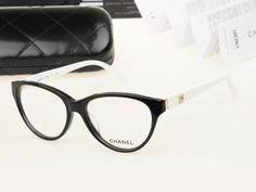 Color Negro y Blanco - Black & White!!! Chanel Glasses