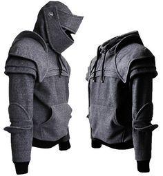 knight hoodie/mens hoodie/sweatshirts/halloween/for by iamknight