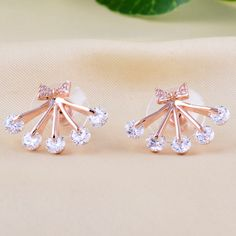 #Cubic #Zirconia #Micro #Pave #Brass #Earrings #Hot #Sale #Ear #Studs http://www.beads.us/product/Cubic-Zirconia-Micro-Pave-Brass-Earring_p355240.html?Utm_rid=219754