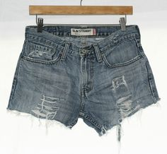 Vintage Levi's Cut Offs - Size 31 for $22.50. Smaller sizes coming soon! Keep checking back <3