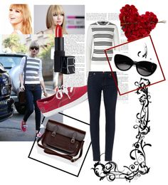 """Taylor Swift Style"" by fyox ❤ liked on Polyvore"