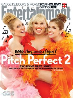 The Bellas Are Back! Pitch Perfect 2's Anna Kendrick, Rebel Wilson and Brittany Snow Reunite | E! Online Mobile