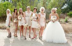 short bridesmaid dresses - Google Search