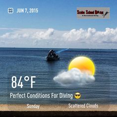 Perfect conditions for divers.  #belize#padi#travel#scubaschoolbelize#fun#underwater#scubadivelessons#tours