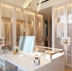 Best Ideas Modern Walk In Closet Design Dressing Tables Closet Mirror, Closet Vanity, Dressing Room Closet, Dressing Room Design, Dressing Rooms, Dressing Tables, Dressing Mirror, Walk In Closet Design, Closet Designs