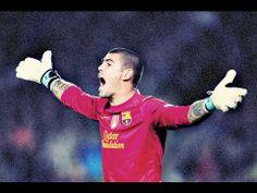 Víctor Valdés 1 ║ Best Saves 2013-2014 ║ HD ║ http://www.foot-ballbettingtips.co.uk/victor-valdes-injury-cost-barcelona-titles-season/