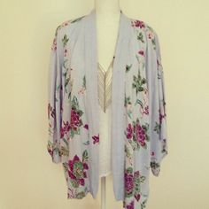 Boho Sweet Alabama Kimono  Final Price Markdown SALE by WearInLove, $29.99