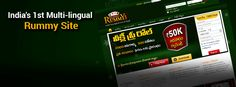 #ClassicRummy - India's 1st Multi-lingual Rummy Site. Play #rummyonline and win real cash prizes.