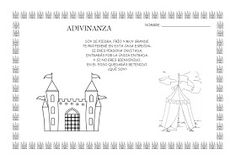 Proyectos aula ardillas If you like this European castle. Check others on my Castles in Europe board :) Thanks for sharing! Real Castles, Medieval Knight, Activity Sheets, Light Table, Taj Mahal, Fairy Tales, Activities, Education, Paper